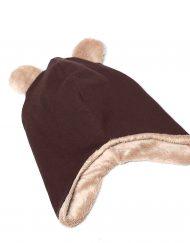 czapka zimowa pilotka dziecko