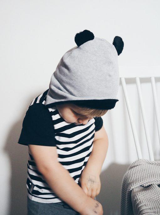 czapka na zieme niemowlak