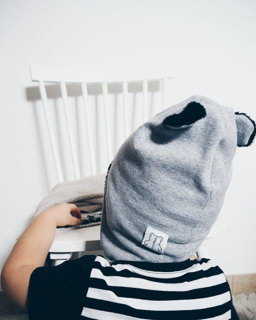 czapka dziecięca zimowa