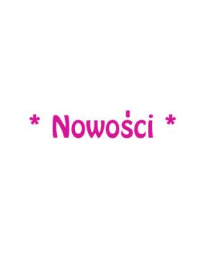 ** NOWOŚCI **