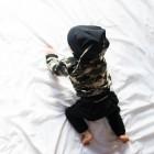 baggy niemowlece spodnie ciuszki