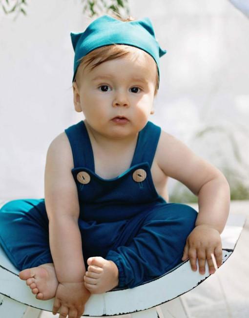 orodniczki niemowlece zielone