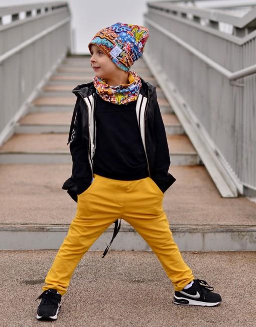 komplet-wiosenny-czapka-i-komin-grafitti