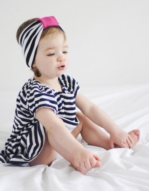 sukienka-paski-niemowlęca