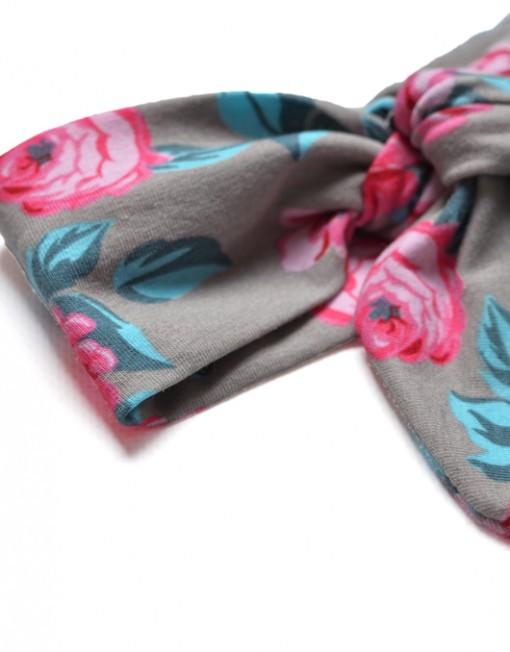 opaska-pin-up-róże-szara-różowa2