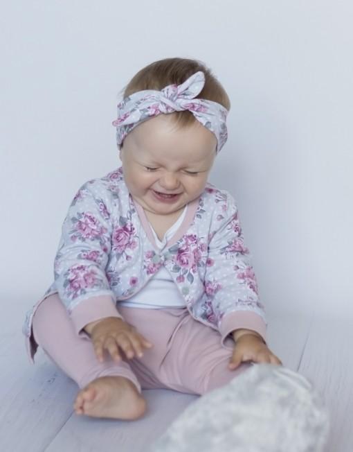 pinup-róże-kurtka-róż-różyczki-dziewczynki-niemowlaka-napyjpg