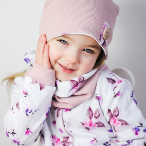 czapki i kominy dla dzieci