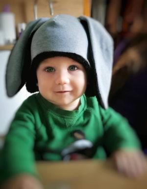 czapka zimowa dla niemolaka
