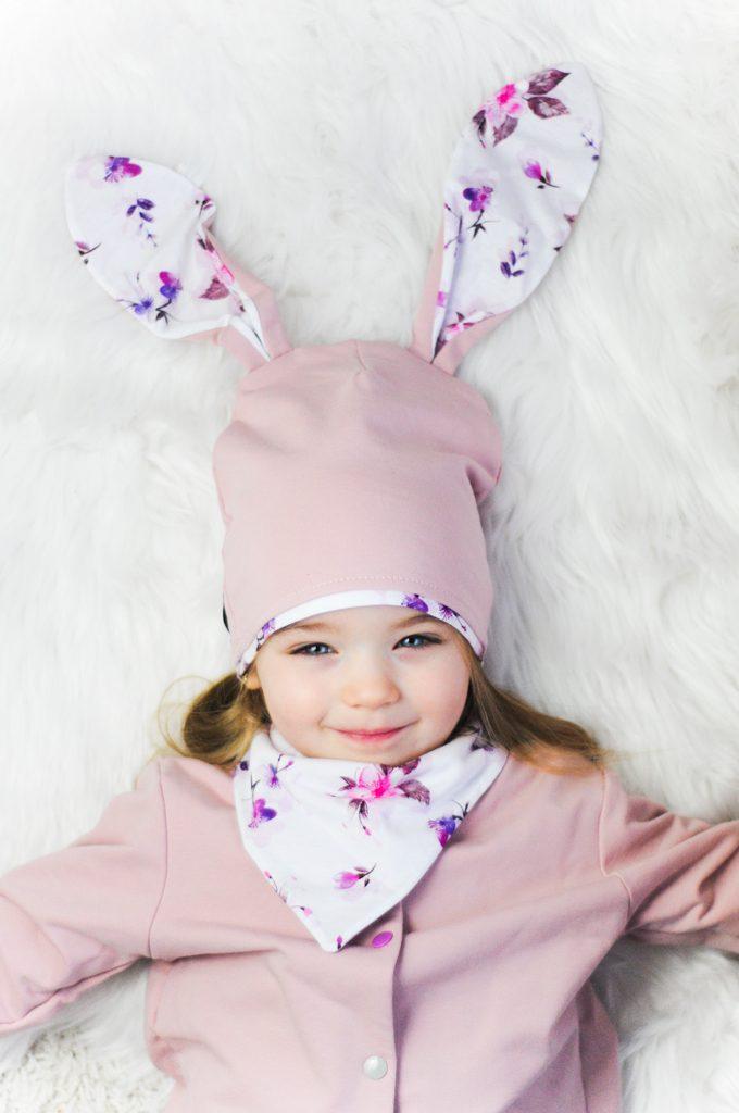 czapki dresowe dla dzieci