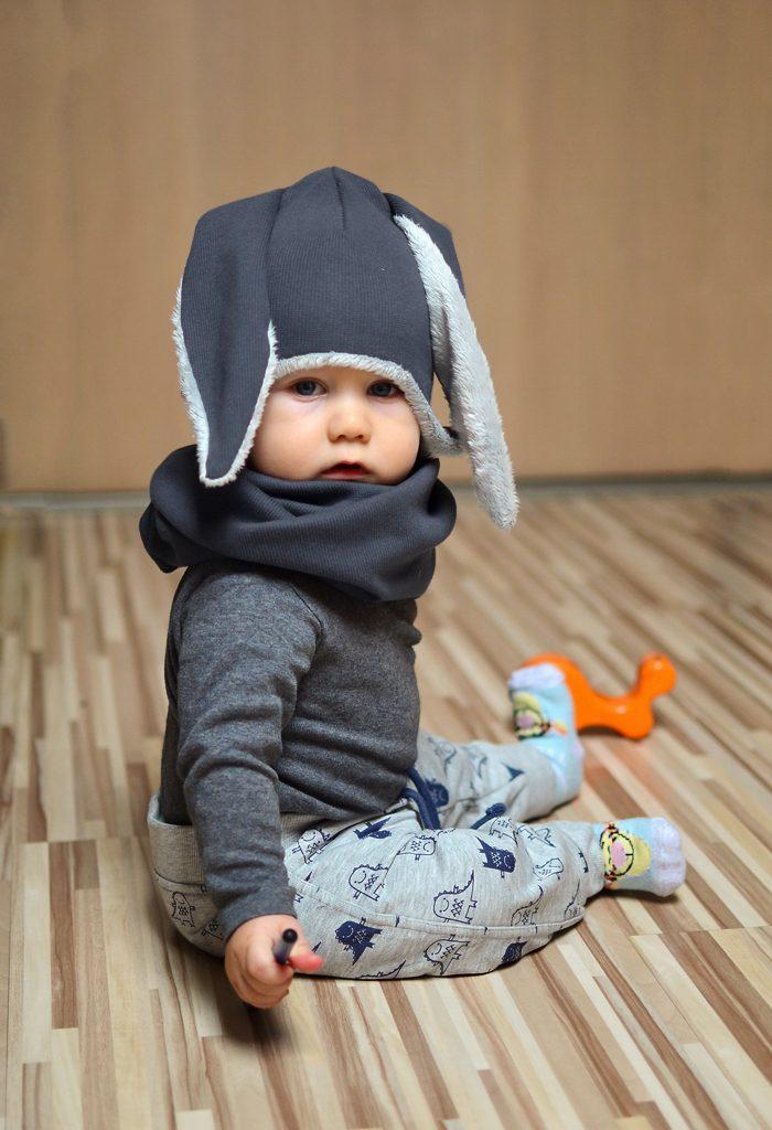 komin pod szyję dla dziecka