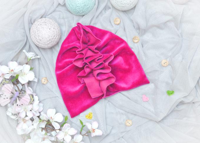 turban dla dziecka