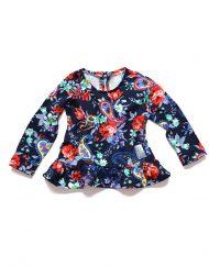 bluza z falbanką dla niemowlaka