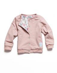 bluza zapinana dziewczęca