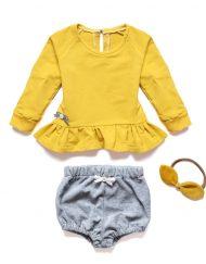 ubranka dla niemowlaka
