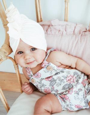 turban na chrzest