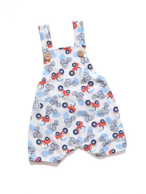 ubranka dla niemowląt lato