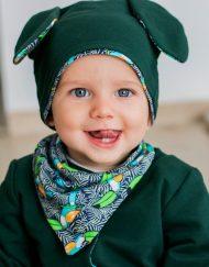 czapeczki dla niemowląt chłopców