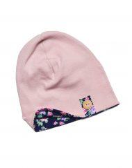 czapka dla dziewczynki beanie