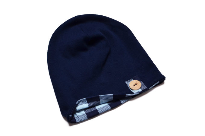 czapka dla chłopca