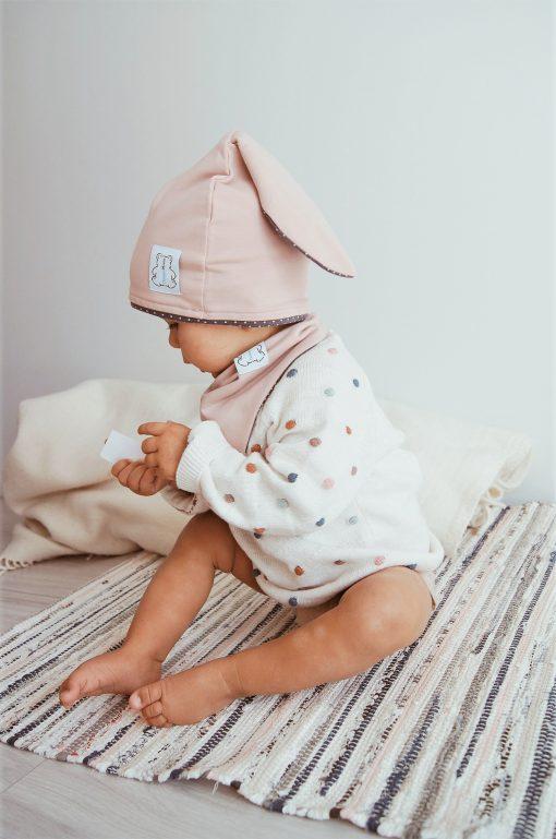 czapka dla dziewczynki