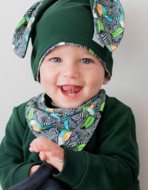 czapki niemowlęce chłopięce