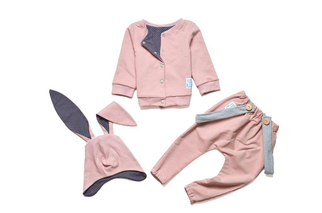 ubranka jesienne dla dziewczynki