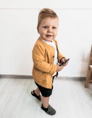bluza niemowlęca dwustronna