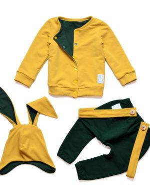 ubranka jesienne dla chłopca