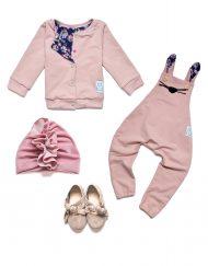 ubranka dla dziewczynki jesień