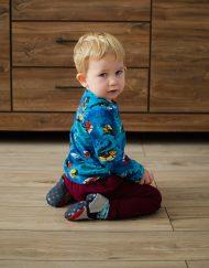 ubranka dla chłopca handmade