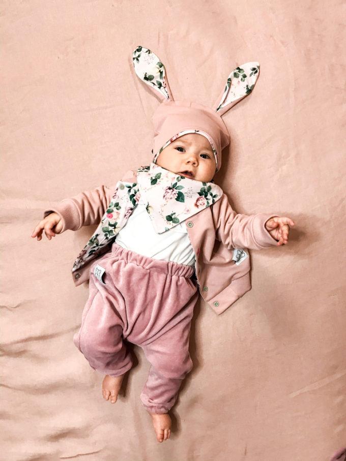 polskie ubranka dla niemowląt
