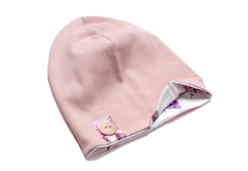 czapki dla dzieci handmade
