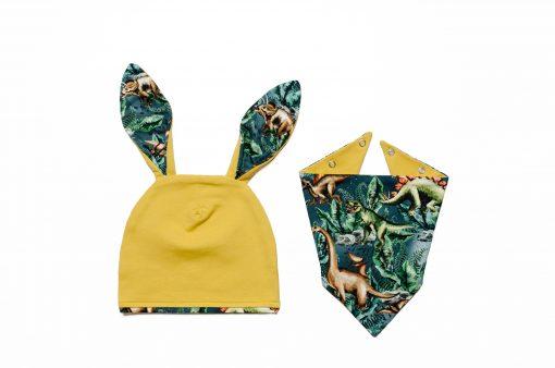 czapka dla dziecka zuszami