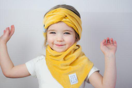 opaska turban dla dziecka