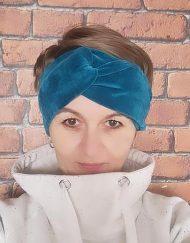 opaska turban damska