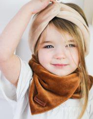opaski welurowe dla dziecka