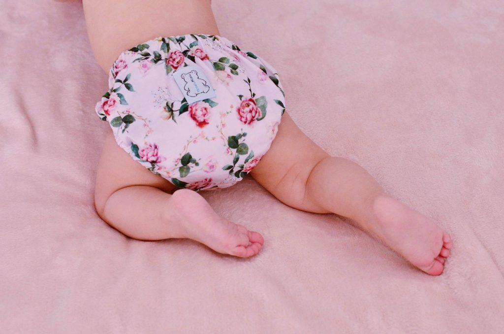 bloomersy niemowlęce