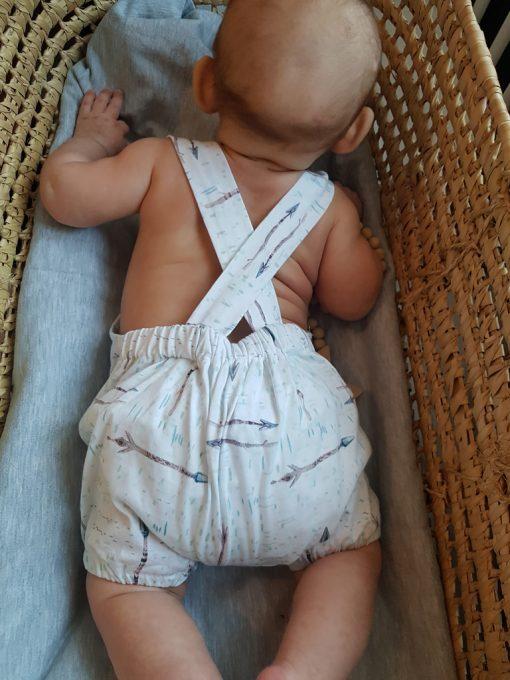 ubranka niemowlęce na lato