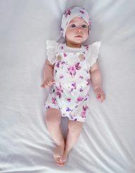 lenir ogrodniczki dla niemowlaka