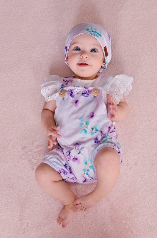 ubranka letnie dla niemowlaka