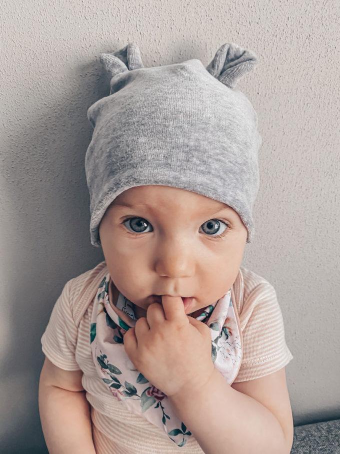 czapki z uszami dla dzieci