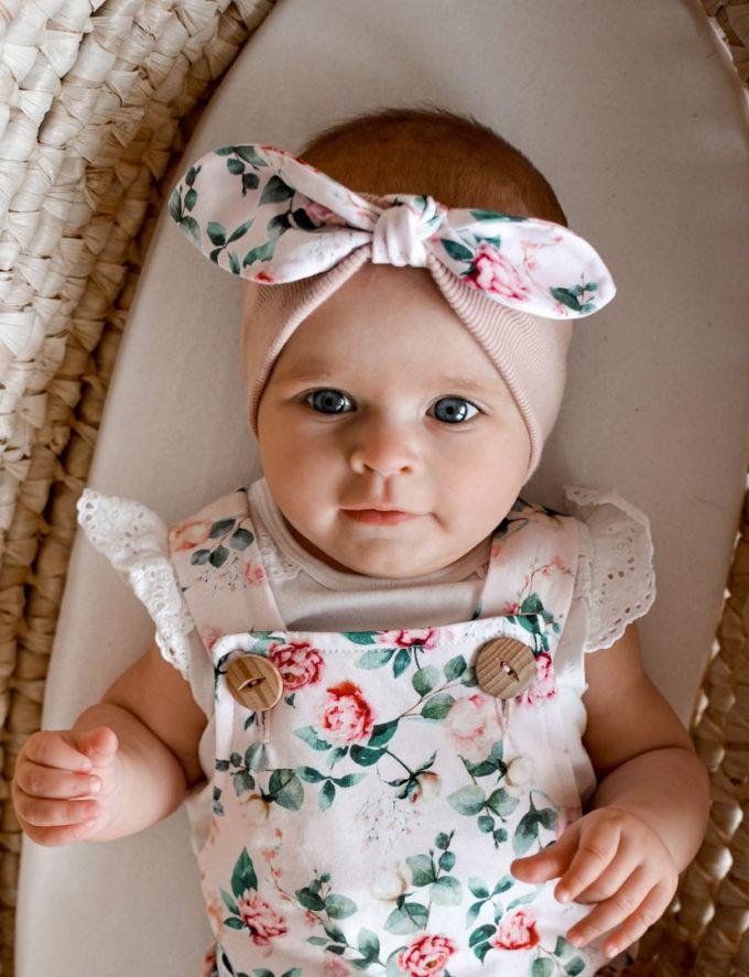opaski dla niemowląt