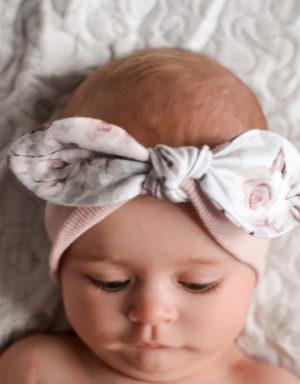 opaska bezuciskowa dla niemowląt