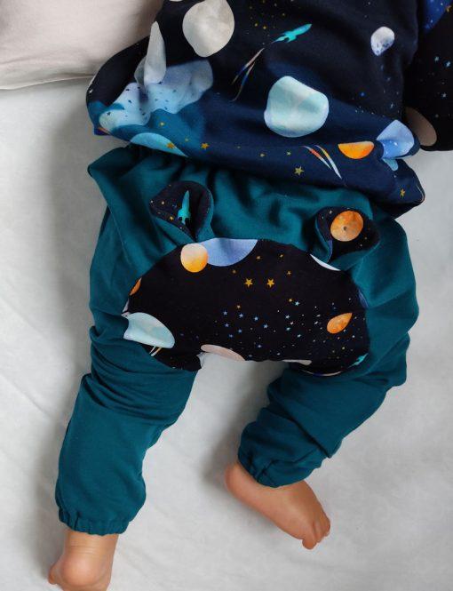 spodnie chlopiece niemowlak