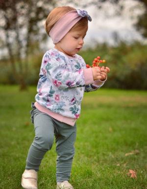 dwustronna bluza dla dziecka
