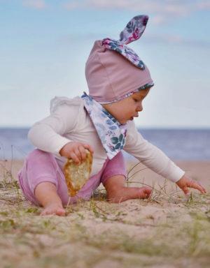 czapki dla dziewczynek