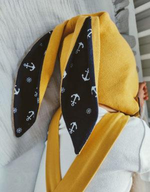 czapeczki niemowlęce dla chlopcow