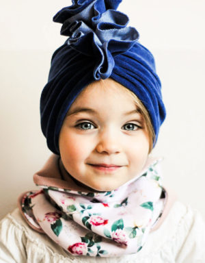 Turban niemowlęcy