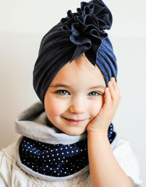 turban dla dzieci