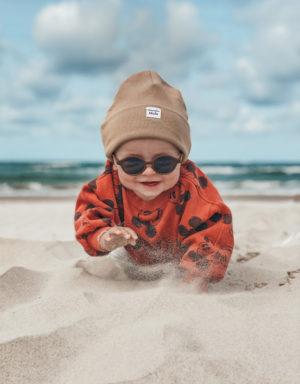 czapki beanie dla niemowlat